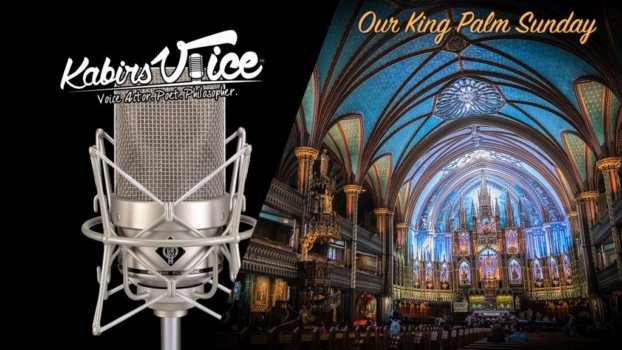 Our King Palm Sunday voice actor