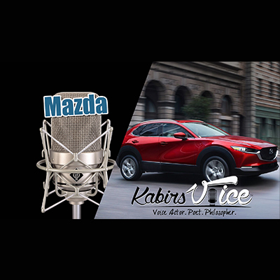 Hire a Voice Actor - Mazda CX-30 Commercial